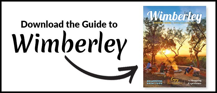 BANNER: GUIDE TO WIMBERLEY